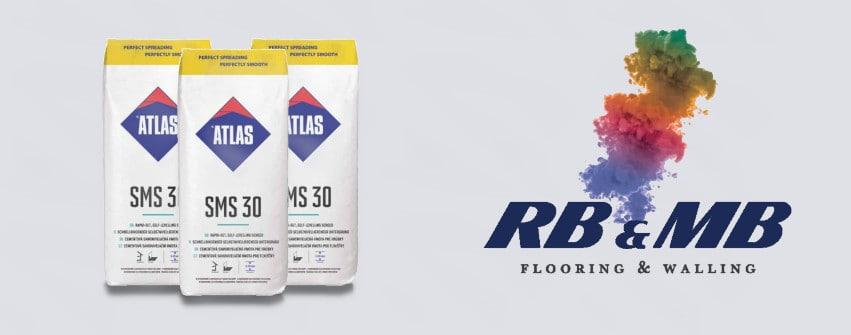 Atlas SMS 30 egaline | 25kg | 3 - 30mm